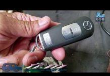 Xem [Xe oto]Xe Mazda mất hết chìa Khóa và phải Tốn Tiền cho 2 Chìa mới.