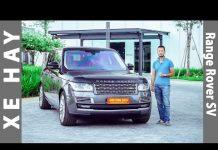 Xem Đánh giá xe Range Rover bản SVAutobiography đắt nhất thế giới  XEHAY.VN 