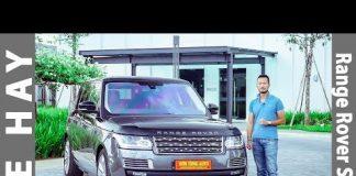 Xem Đánh giá xe Range Rover bản SVAutobiography đắt nhất thế giới |XEHAY.VN|