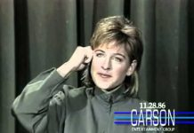 View Ellen Degeneres Funny 1st Appearance Doing Stand Up Comedy on Johnny Carson's Tonight Show