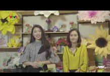 Xem HOA GIẤY SUCHIN TRÊN CÀ PHÊ KHỞI NGHIỆP VTV1 -SÁNG TẠO HOA TỪ GIẤY