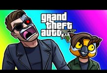 View GTA5 Hunting Pack Funny Moments – My Mission is to Protect You!