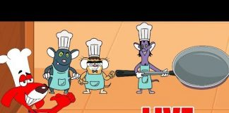 View Rat-A-Tat |'LIVE – Cooking Competition + 7 Cartoon Episodes'| Chotoonz Kids Funny Cartoon Videos
