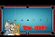 Xem Tom and Jerry in 8ballpool.