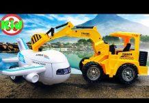 Xem 🚛 Xe ô tô vui đùa cùng cá sấu 🚛 đồ chơi trẻ em H539C Kid Studio 🚛