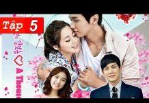 Xem Hôn Em Ngàn Lần Tập 5 HD | Phim Hàn Quốc Hay Nhất