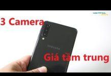 Xem Trên tay, đánh giá Galaxy A7 2018: Điện thoại 3 camera tầm trung của Samsung có gì HOT?