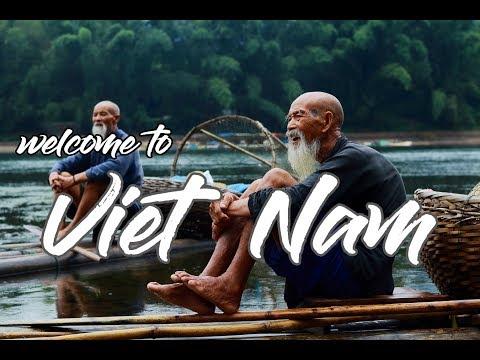 EDM gây sốt 2018   Clip  45 ngày du lịch Việt Nam  đẹp mê hồn dưới ống kính của 2 chàng Tây