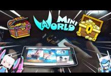 Xem JAYGRAY ĐƯỢC GAME MINI WORLD TẶNG ĐIỆN THOẠI XỊN ĐỂ CHƠI GAME VỚI FAN !!