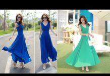 Xem Váy đầm thời trang cao cấp dự tiệc mẫu mới, đẹp nhất hiện nay