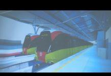 Công nghệ tàu đường sắt đô thị tuyến Nhổn – ga Hà Nội