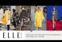 Xem Những BST ấn tượng nhất Tuần lễ thời trang New York Xuân – Hè 2019