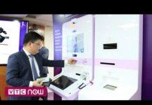 Công nghệ mới giúp rút tiền bằng vân tay không cần thẻ ATM