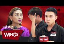 Xem Võ Hoàng Yến, Lê Thanh Hòa bị thí sinh đá xéo vì lên lớp dạy đời mình   Wings Up – Tập 02
