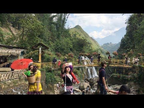 Du lịch SAPA 2018 | Ngôi làng đẹp nhất Tây Bắc – Bản CÁT CÁT (4K)