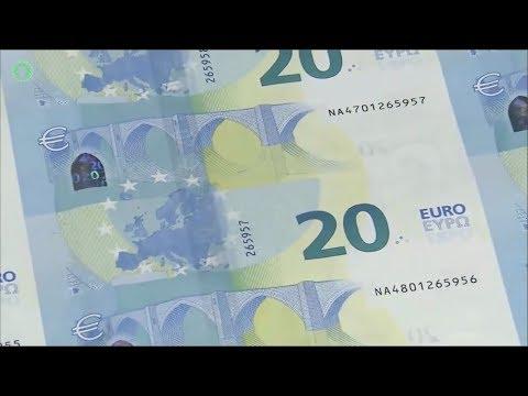 Công nghệ in tiền EURO quá phức tạp liệu có thể làm giả được không