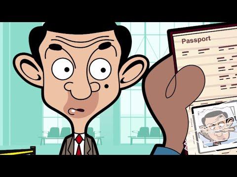 Xem Passport | Funny Episodes | Mr Bean Official Cartoon