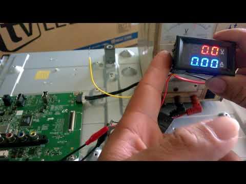 Xem độ đồng hồ đo Vol và Ampe vào nguồn điện thoại