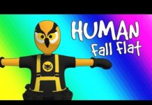 View Human Fall Flat Funny Moments – Parkour Team! (Funniest Game Ever!)