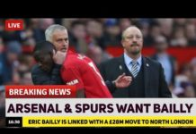 Video Massive Eric Bailly Transfer News | The Football Terrace