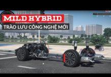 Công nghệ mới Mild Hybrid là gì? Xe ô tô nào tại Việt Nam sẽ có? | Whatcar.vn