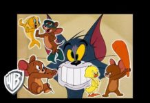 Xem Tom & Jerry | Jerry Saves the Day! | Classic Cartoon Compilation | WB Kids