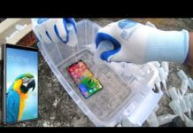 Xem NTN – Phá Hủy Bphone 3 Với 100 Lọ Keo 502(Destroying bphone3 with 100 super glue bottles)