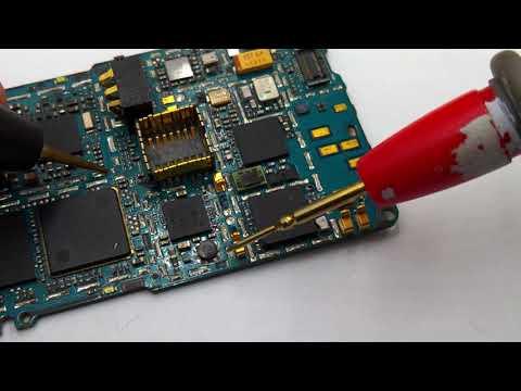 Xem Học sửa điện thoại nền Nokia 6300 lỗi chuông