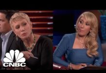 Xem Barbara Corcoran And Mark Cuban Wage War Against Lori Greiner | Shark Tank | CNBC Prime