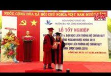 Trường đại học Công nghệ miền Đông tổ chức lễ tốt nghiệp khóa I