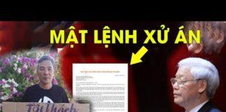 Nguyễn Phú Trọng gửi mật lệnh cho công an Nghệ An xử án Lê Đình Lượng, hội luận đầu tuần #VoteTv
