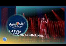 View Laura Rizzotto – Funny Girl – Latvia – LIVE – Second Semi-Final – Eurovision 2018