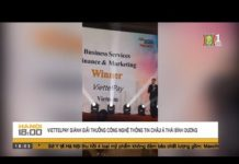 Viettel Pay giành giải thưởng công nghệ thông tin châu Á Thái Bình Dương | HANOITV
