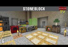 StoneBlock 06 – Công Nghệ và Gà