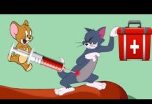 Xem Tom and Jerry 2018   Dinner is Swerved  + I Dream off Meanie   Cartoon For Kids