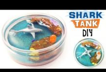 Xem DIY MINIATURE SHARK TANK Resin Polymer Clay Tutorial