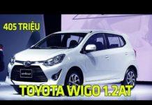 Xem Có gì bên trong Toyota Wigo 1.2AT ? Tin Xe Hơi
