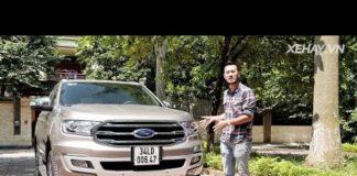 Xem Đánh giá xe Ford Everest Titanium 4WD 2019 – Nâng cấp toàn diện (P.1) |XEHAY.VN|