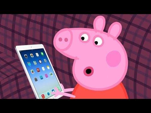 Xem Heo Peppa Pig tập mới phim hoạt hình biên soạn cho trẻ em 2018 #86