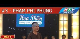 Xem HTV THÁCH THỨC DANH HÀI MÙA 3   TTDH #3 – PHẠM PHI PHỤNG   16/11/2016