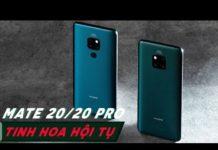 Những công nghệ đỉnh cao có thể chưa biết Huawei Mate 20/20 Pro