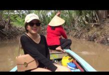 Du lịch miền tây sông nước toàn cảnh Cồn Lân Mỹ Tho Tiền Giang