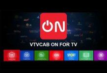 Xem Cài đặt phần mềm xem Tivi và Giải Trí VTVcab cho Tivi Andoid Sony