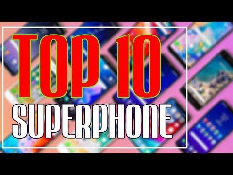 Xem 10 điện thoại mạnh nhất thế giới hiện nay