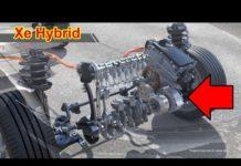 Xe Hybrid cấu tạo và hoạt động như thế nào ?