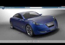 Xem Thiết kế Xe Hơi trong CATIA v6 – Concept Design Review
