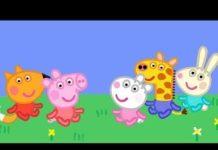Xem Heo Peppa Pig tập mới phim hoạt hình biên soạn cho trẻ em 2018 #92
