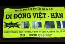 """Xem """"Di Dong Viet Han"""" bán hàng trên lazada là lừa đão"""