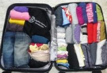 Tổng hợp cách gấp quần áo gọn nhất đi du lich – Mẹo vặt 365