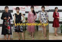 Xem Top 5 Mẫu Đầm váy đẹp trẻ trung thời trang cao cấp mới nhất 2018. Xem Ngay
